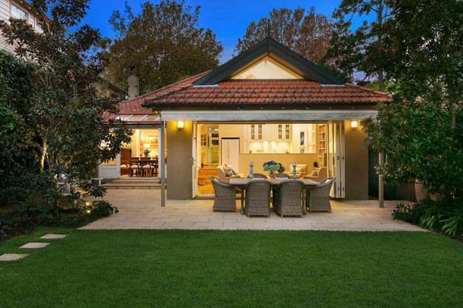 Picture of 4 Noble Street, MOSMAN NSW 2088