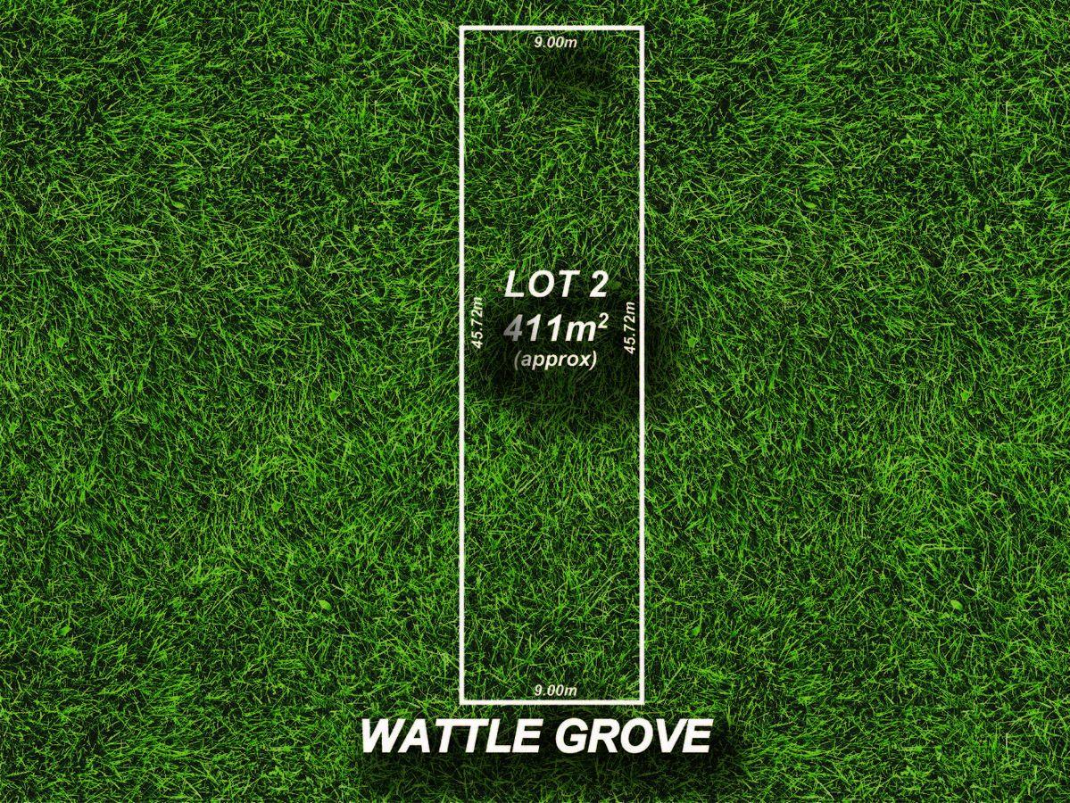Lot 2/3 Wattle Grove, Klemzig SA 5087, Image 0
