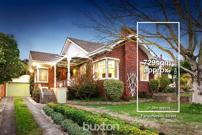 Picture of 26 Farquharson Street, MOUNT WAVERLEY VIC 3149