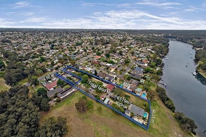 Picture of 644, 648, 650 & 650A Henry Lawson Drive, EAST HILLS NSW 2213
