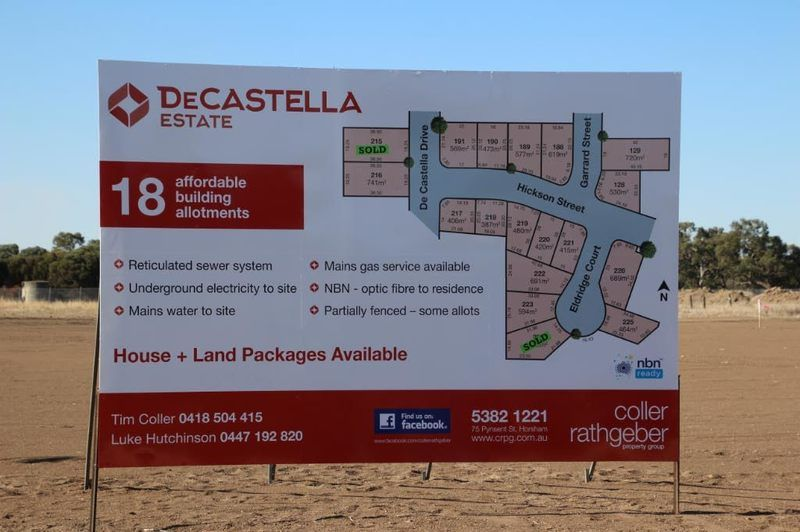 DeCastella Estate, Horsham VIC 3400, Image 0