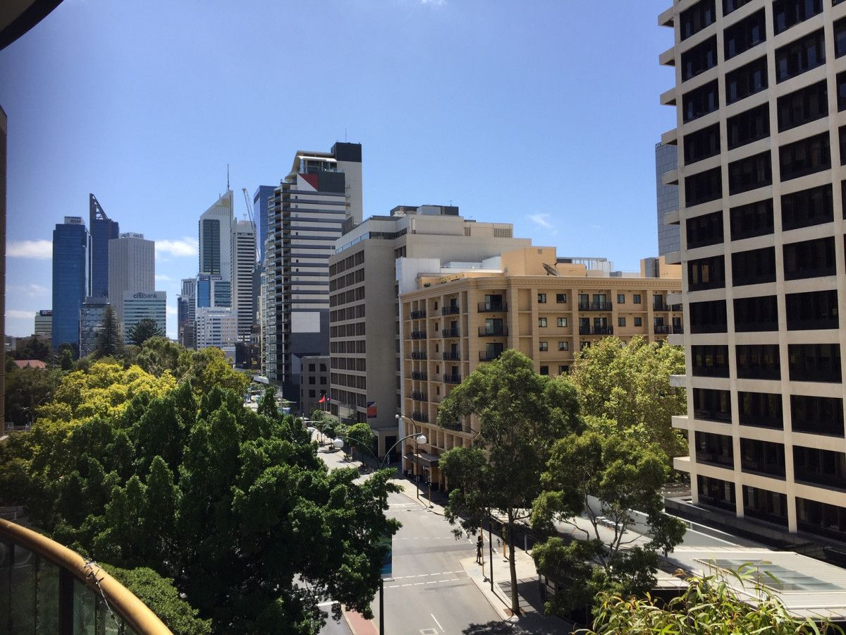 36/255 Adelaide Terrace, Perth WA 6000, Image 0