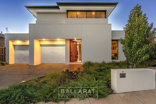 Picture of 7 Sapphire Drive, ALFREDTON VIC 3350
