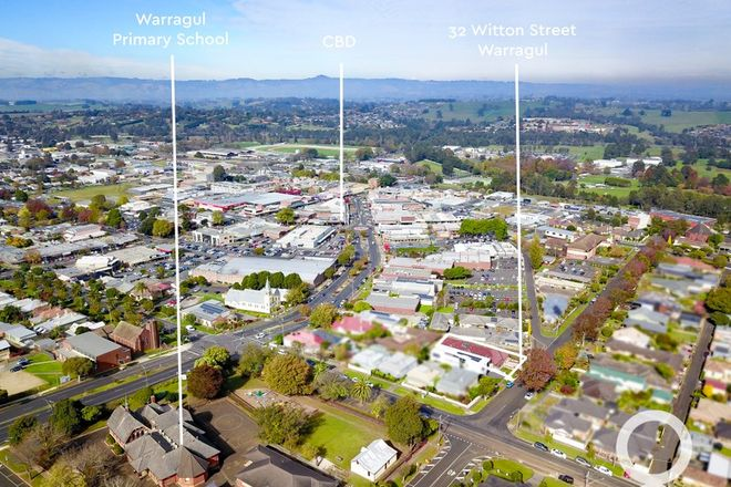 Picture of 32 Witton Street, WARRAGUL VIC 3820
