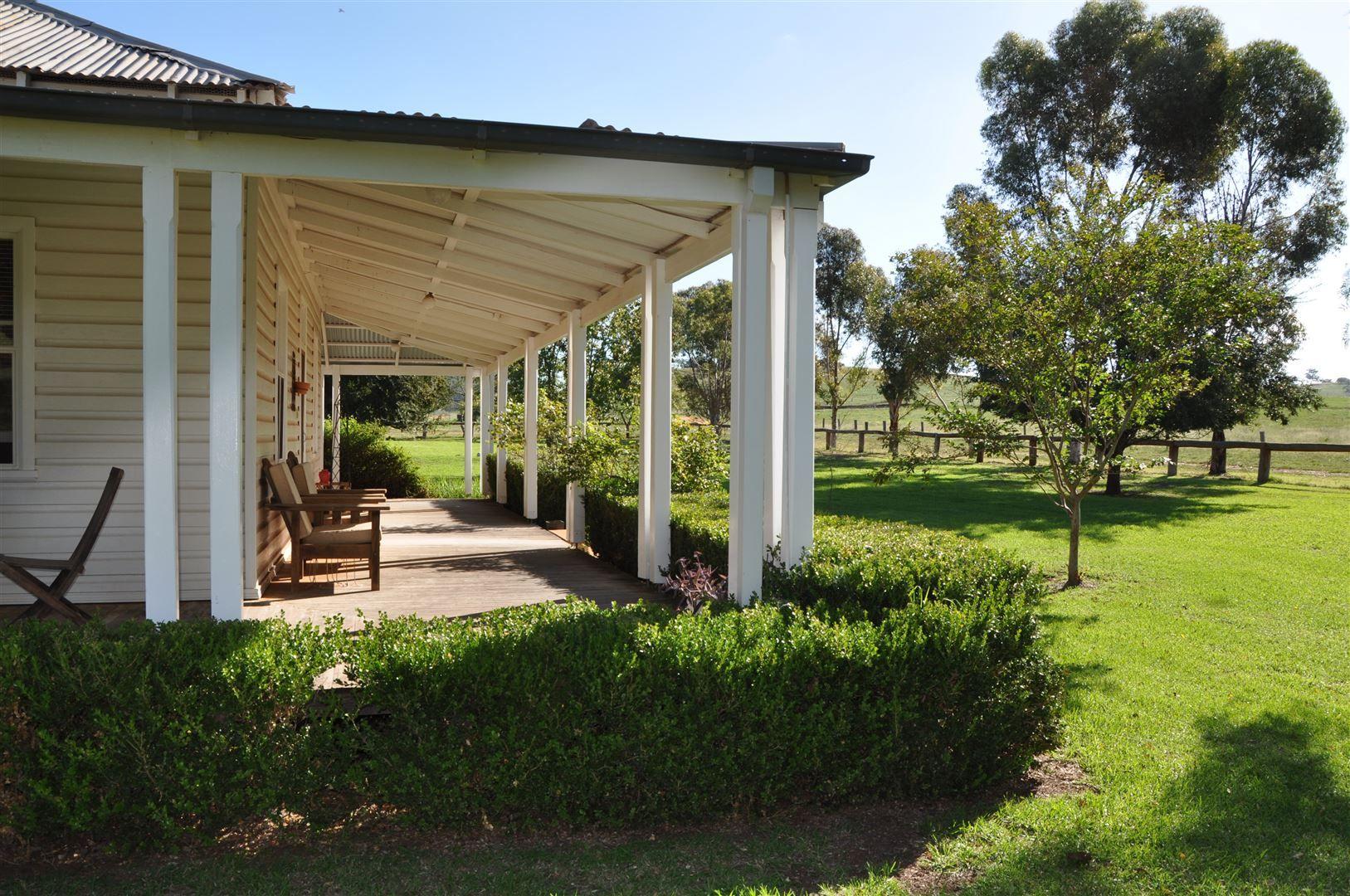 . 'Balmoral', Balmoral Rd, Mullaley NSW 2379, Image 1