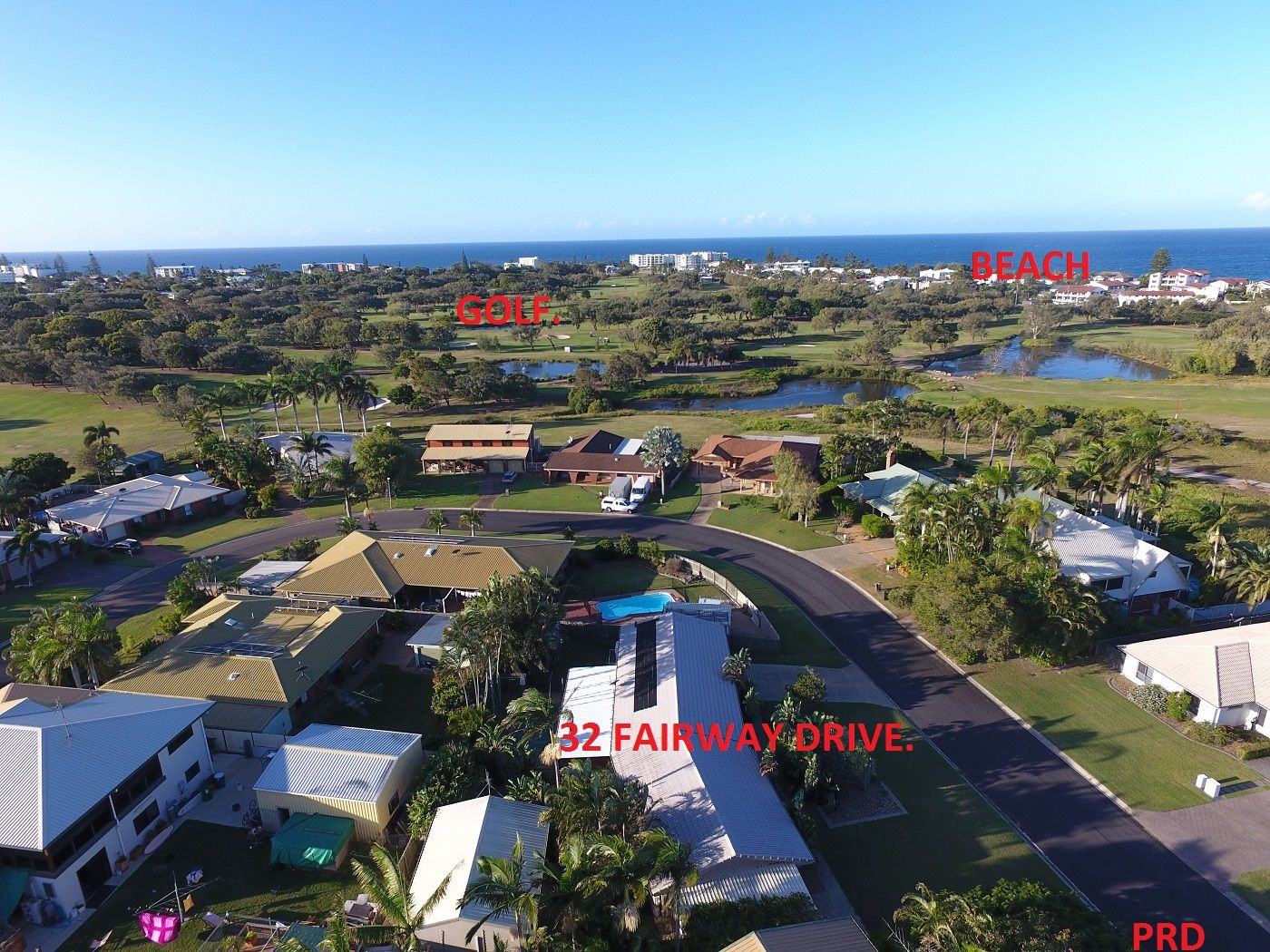 32 Fairway Dve, Bargara QLD 4670, Image 1