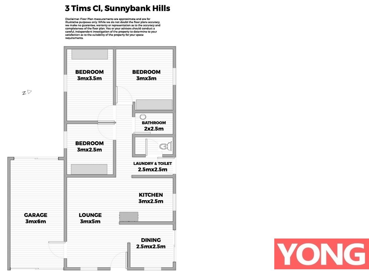 3 Tims Close, Sunnybank Hills QLD 4109, Image 2