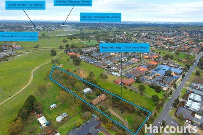 Picture of 175 Gordons Road, SOUTH MORANG VIC 3752