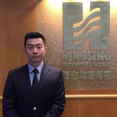 David Jin, Sales representative