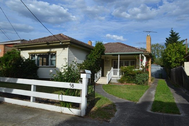 Picture of 58 O'Keefe Street, PRESTON VIC 3072