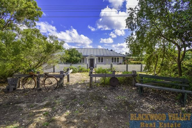 Picture of 5 Padbury Road, BRIDGETOWN WA 6255