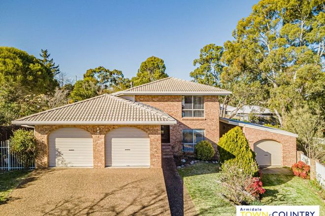 Picture of 3 Eulahbar Crescent, ARMIDALE NSW 2350
