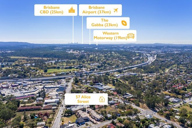Picture of 57 Alice Street, GOODNA QLD 4300