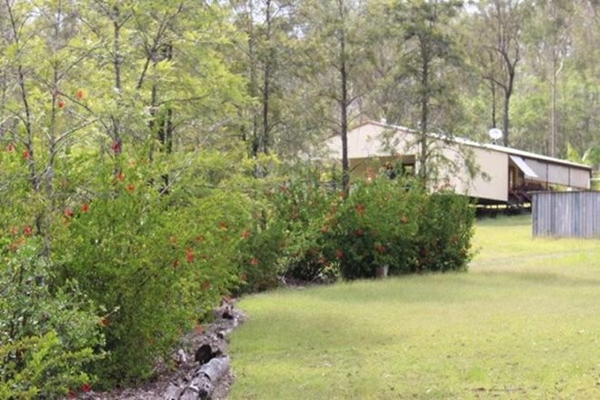Picture of 24 Brandons Road, HORSE CAMP QLD 4671