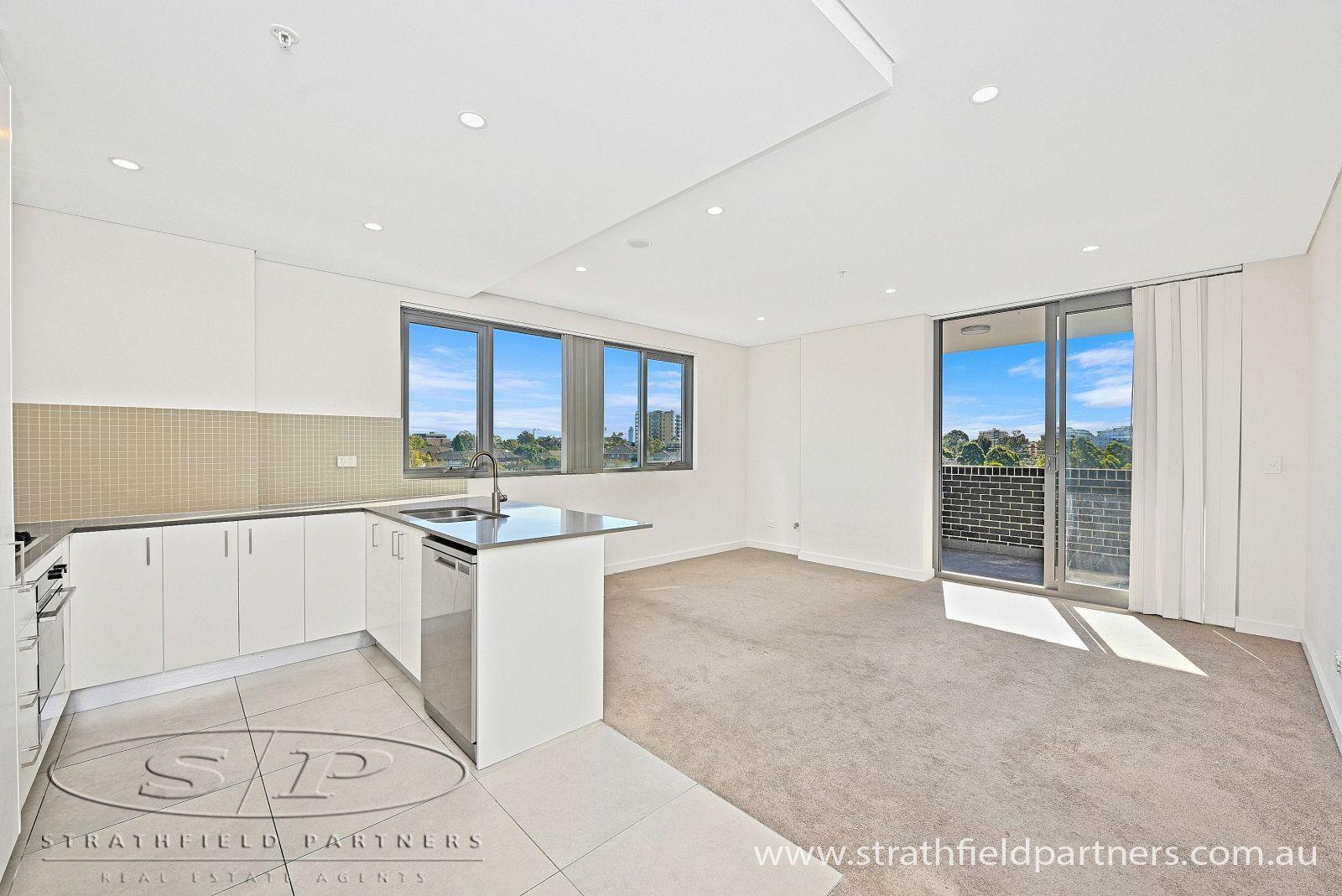 401/23-25 Churchill Avenue, Strathfield NSW 2135, Image 1