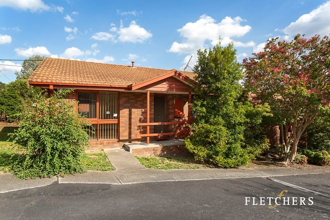 Picture of 1/29 Williams Road, BRIAR HILL VIC 3088