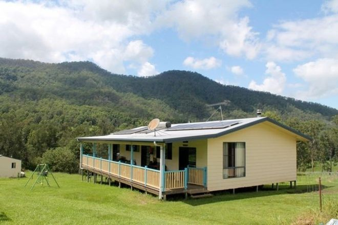 Picture of 1076 Green Pigeon Road - Green Pigeon, KYOGLE NSW 2474