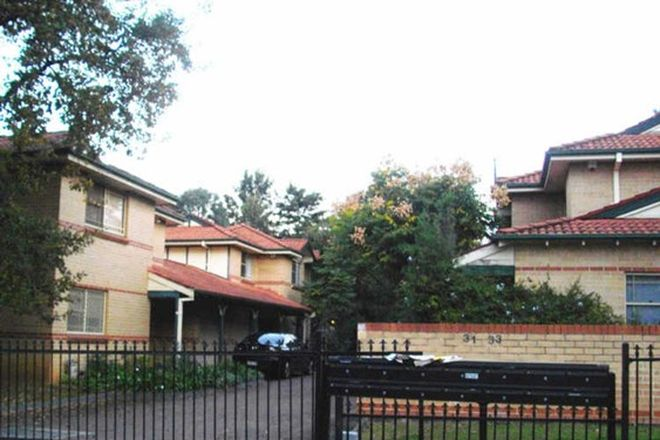 Picture of 13/31-33 Fuller Street, SEVEN HILLS NSW 2147