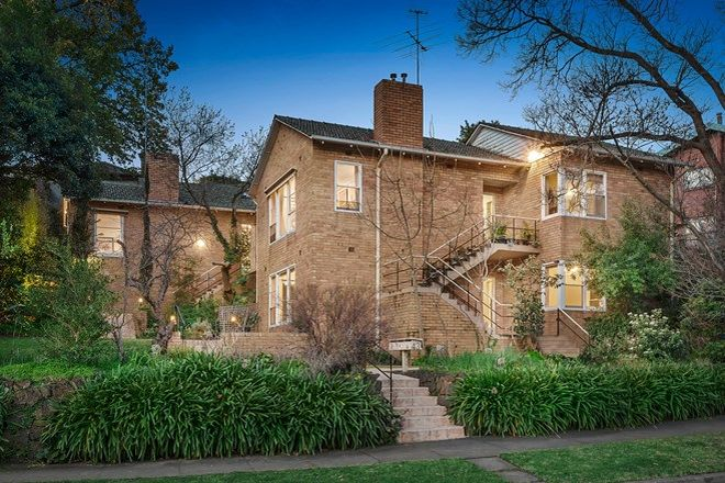 Picture of 1-3/43 Coppin Grove, HAWTHORN VIC 3122