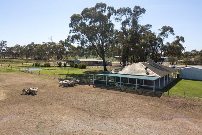 Picture of 1710 Kyabram-Cooma Road, GIRGARRE EAST VIC 3616