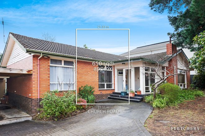 93 Church Road, DONCASTER VIC 3108