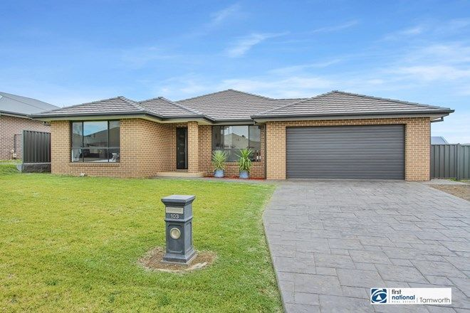 Picture of 103 Verdelho Drive, TAMWORTH NSW 2340