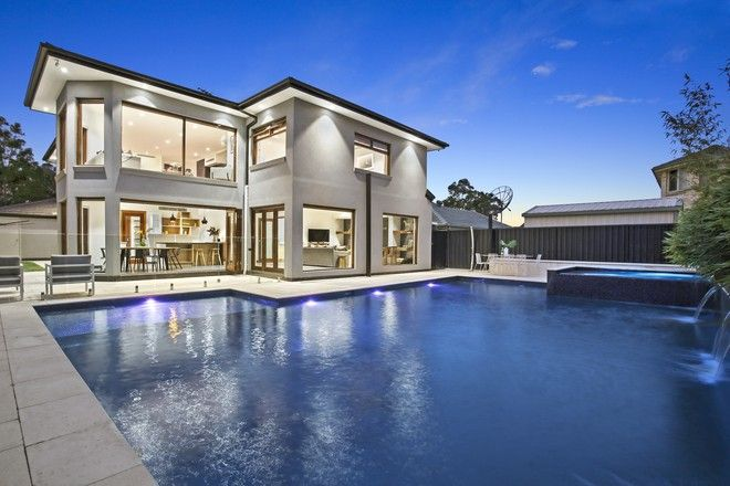 Picture of 24 Greenway  Drive, WEST HOXTON NSW 2171