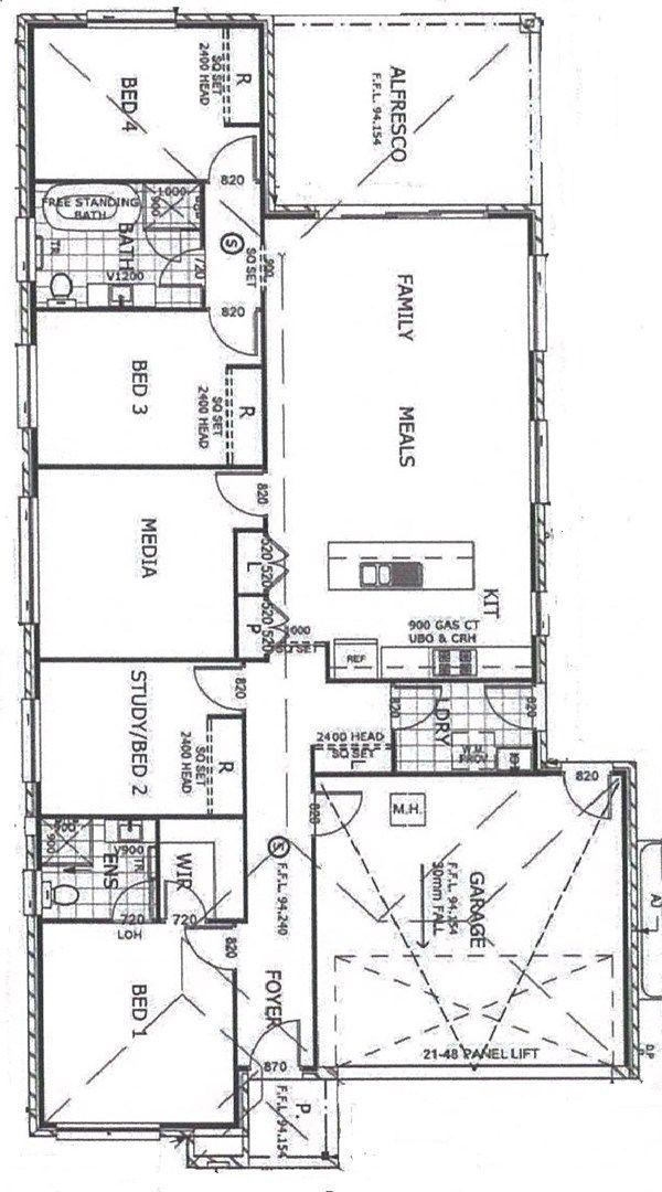 Lot 4406 Easton Avenue, Spring Farm NSW 2570, Image 1
