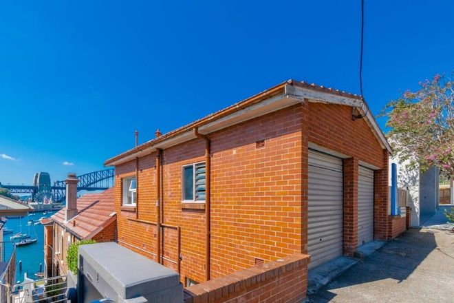 Picture of 3/5 Bayview Street, LAVENDER BAY NSW 2060