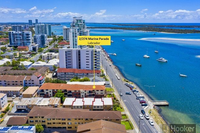 Picture of 2/274 Marine Parade, LABRADOR QLD 4215