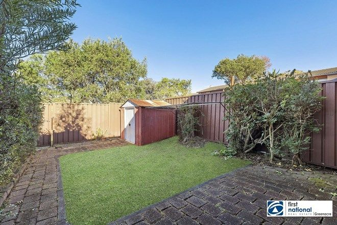 Picture of 29/95 Chiswick Road, GREENACRE NSW 2190