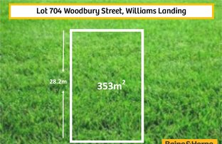 Picture of Lot 704 Woodbury Street, Williams Landing VIC 3027