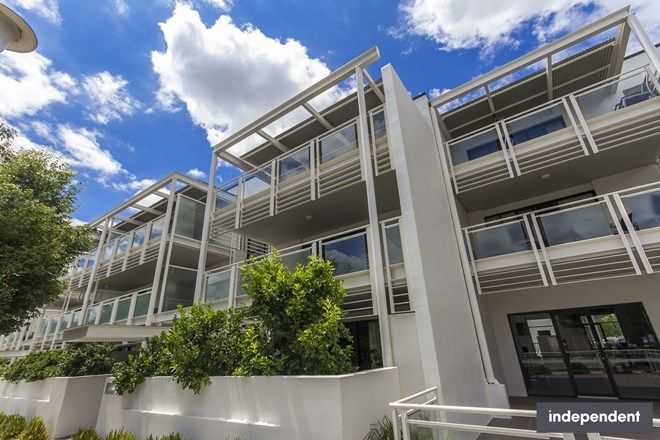 Picture of 157/54 Eyre Street, KINGSTON ACT 2604
