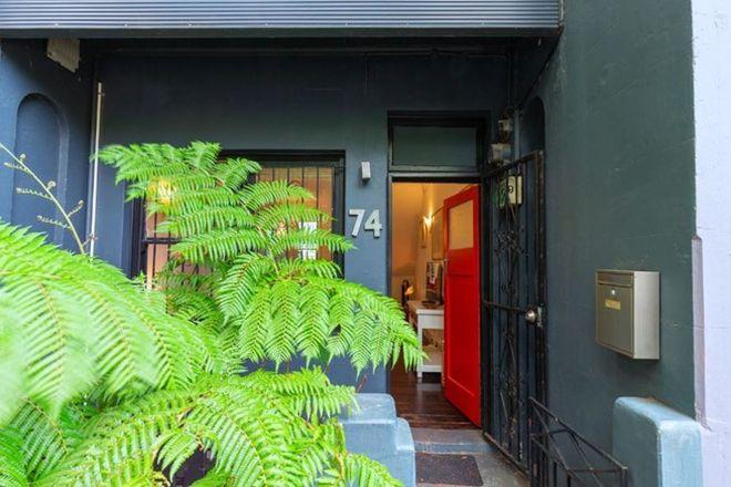 Picture of 74 Telopea Street, REDFERN NSW 2016