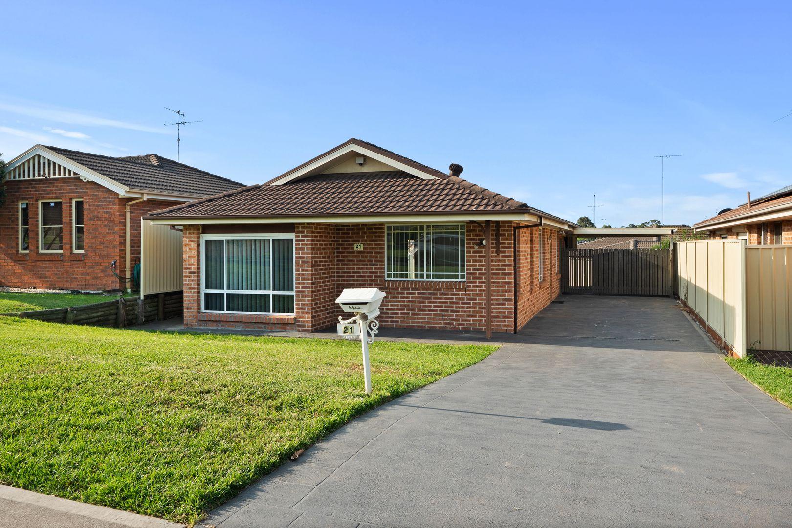21 Linde Road, Glendenning NSW 2761, Image 0