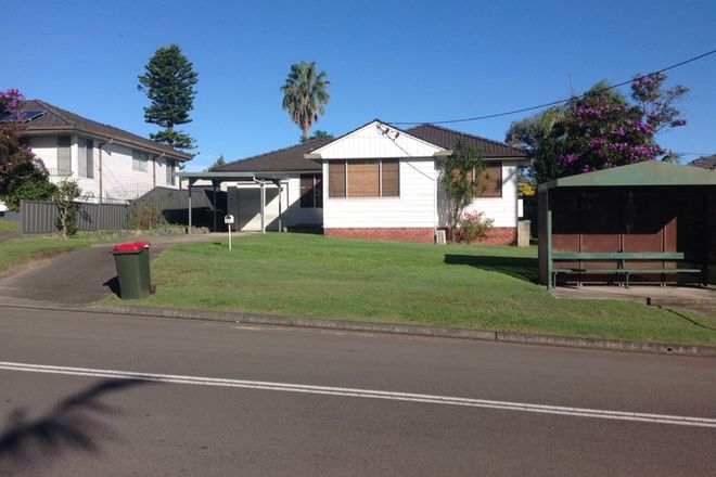 Picture of 68 OLD BELMONT RD, BELMONT NORTH NSW 2280