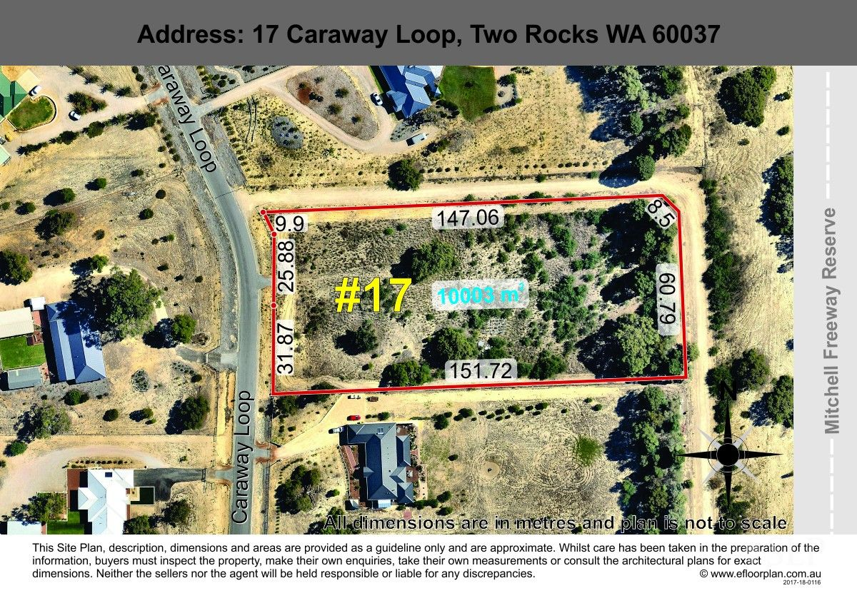 17 Caraway Loop, Two Rocks WA 6037, Image 0