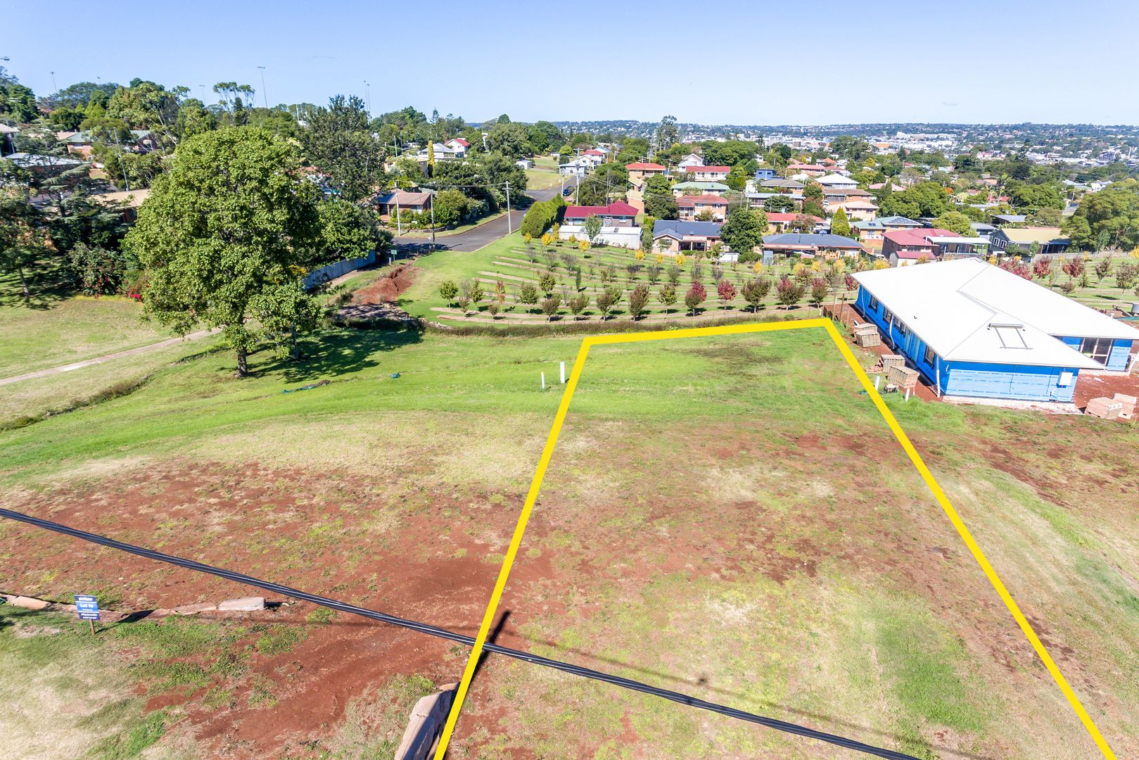 Lot 17 Parklane Estate, Pascoe Lane, Harlaxton QLD 4350, Image 1