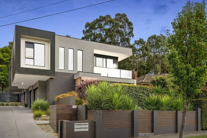 Picture of 2/24 Hyslop Parade, MALVERN EAST VIC 3145