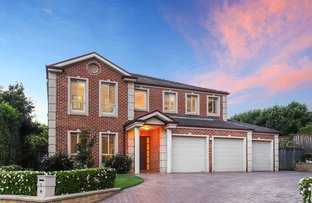 Picture of 3 Marmion Way, Beaumont Hills NSW 2155
