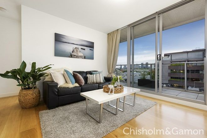 Picture of 528/70 Nott Street, PORT MELBOURNE VIC 3207