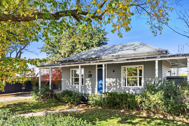 Picture of 119 Mollison Street, MALMSBURY VIC 3446