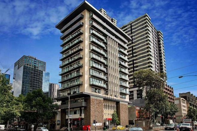Picture of 308/455 ELIZABETH STREET, MELBOURNE VIC 3000