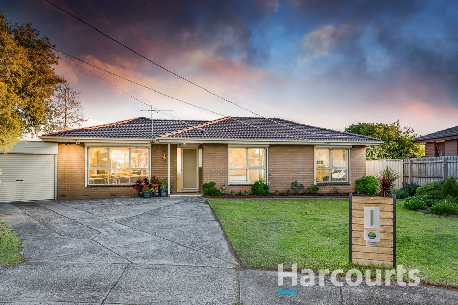 3 Elysee Court, Noble Park North VIC 3174, Image 0