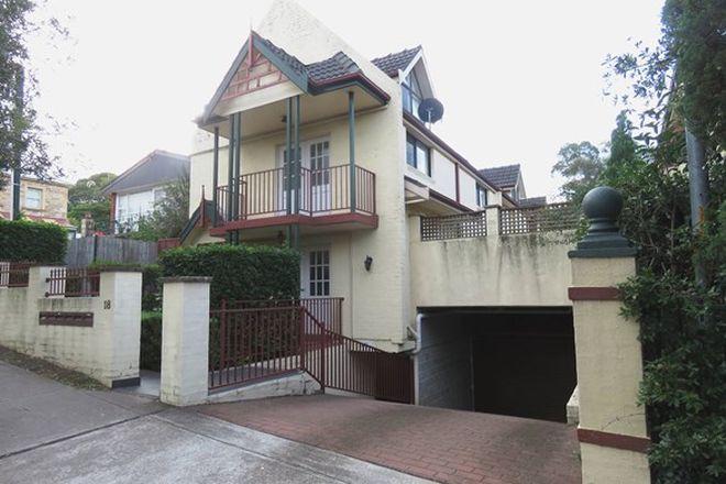 Picture of 1/18 Isabella Street, NORTH PARRAMATTA NSW 2151