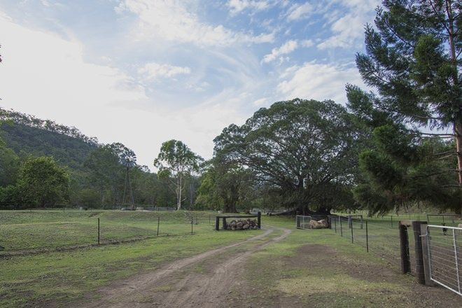 Picture of 819 Lefthand Branch Road, LEFTHAND BRANCH QLD 4343