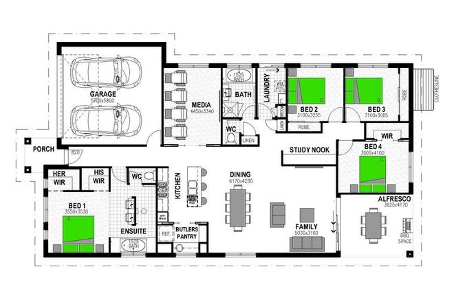 Picture of Lot 117 Victory Place (Maxus Lifestyle), EAST TAMWORTH NSW 2340