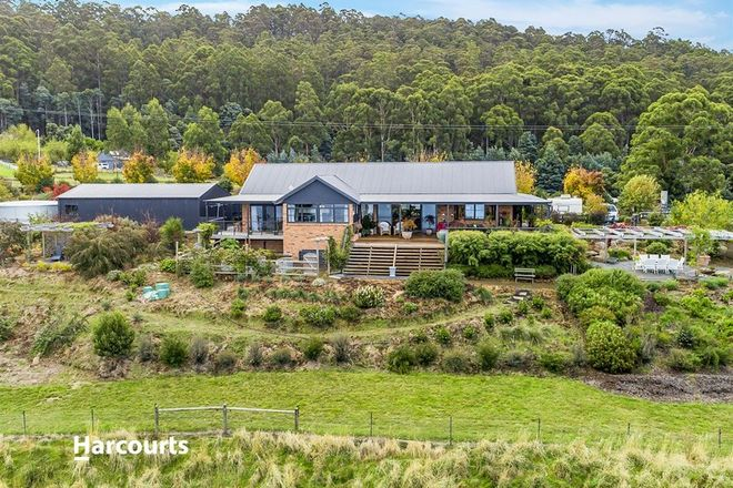 Picture of 65 Fleurtys Road, CASTLE FORBES BAY TAS 7116