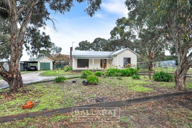 Picture of 21 Falkner Street, LINTON VIC 3360