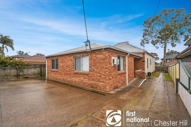 Picture of 70 Proctor Parade, CHESTER HILL NSW 2162